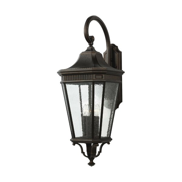Chesterhill 4-Light Outdoor Wall Lantern by Darby Home Co
