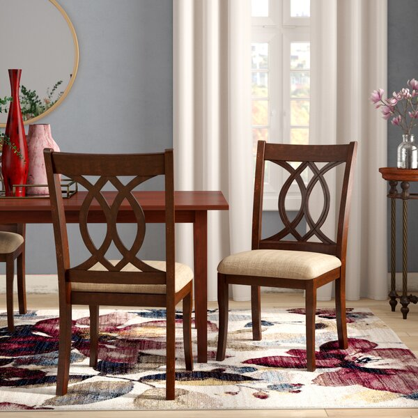 Freeport Upholstered Dining Chair (Set of 2) by Astoria Grand