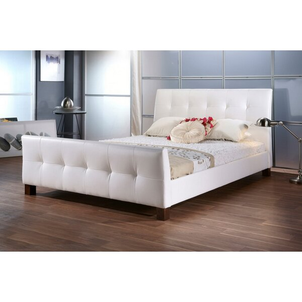 Ocilla Upholstered Platform Bed by Ivy Bronx
