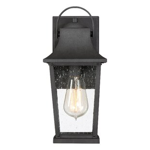 Best Price Endicott Outdoor Wall Lantern By Charlton Home