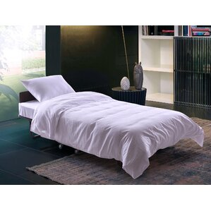Holiday Folding Bed with Mattress by C..