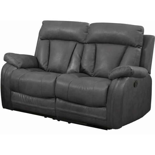 Benjamin Motion Reclining Loveseat by Nathaniel Home