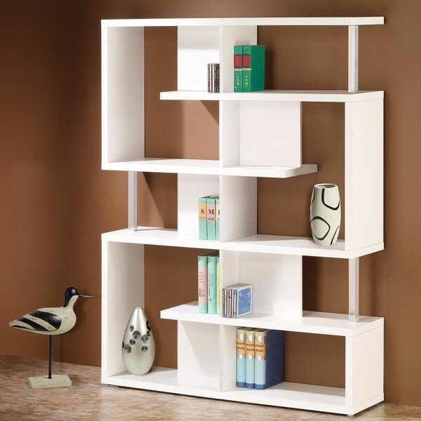Mcarthur Spacious Wooden Cube Unit Bookcase by Ivy Bronx