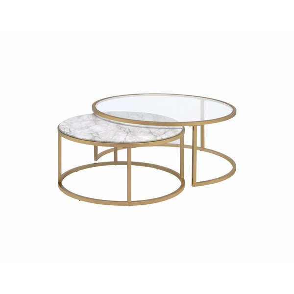 Pippi 2 Piece Nesting Tables By Latitude Run