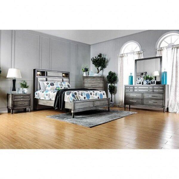 Dyri Queen 5 Piece Bedroom Set by Gracie Oaks Gracie Oaks
