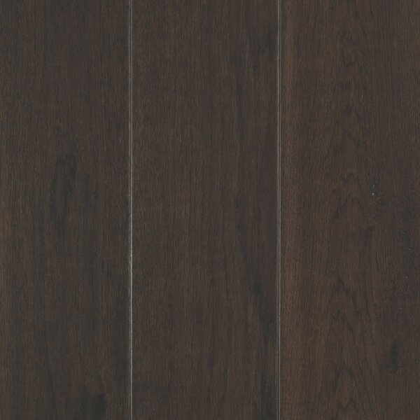 Danforth Random Width Engineered Hickory Hardwood Flooring in Brun by Mohawk Flooring