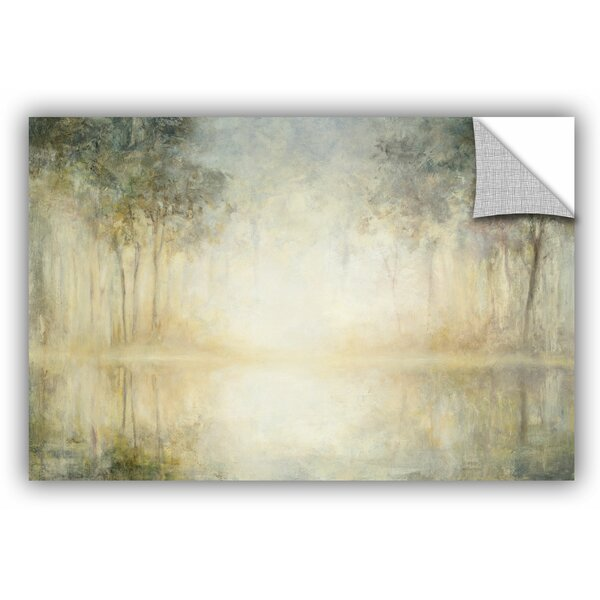 Julia Purinton Morning Mist Wall Decal by ArtWall