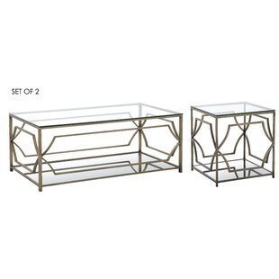 Shop For Cormac 2 Piece Coffee Table Set By Mercer41