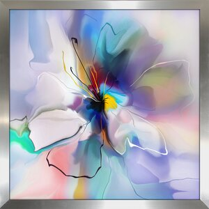 Visions of Light Framed Graphic Art by Picture Perfect International