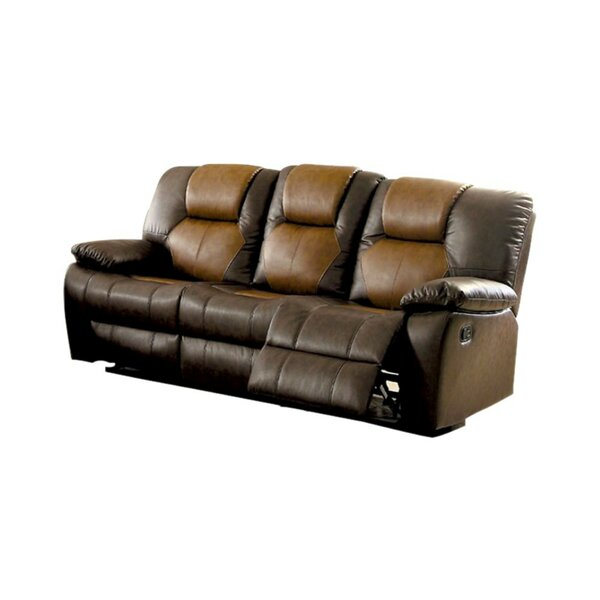 #1 Leilla Reclining Sofa By Red Barrel Studio Discount