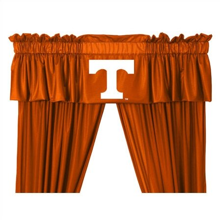 NCAA 88 Tennessee Vols Curtain Valance by Sports Coverage Inc.