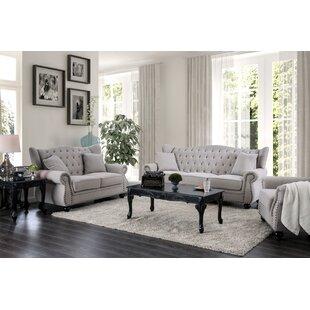 Sharron Configurable Living Room Set by Gold Flamingo