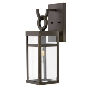 Reviews Porter LED Outdoor Wall Lantern By Hinkley Lighting