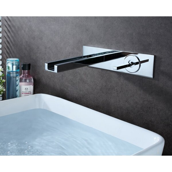 Wall mounted Bathroom Faucet by Sumerain International Group