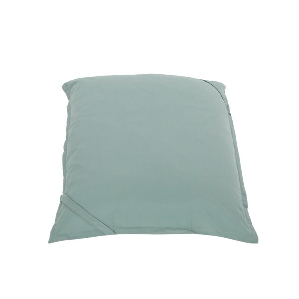 Large Outdoor Friendly Bean Bag Lounger By Bay Isle Home