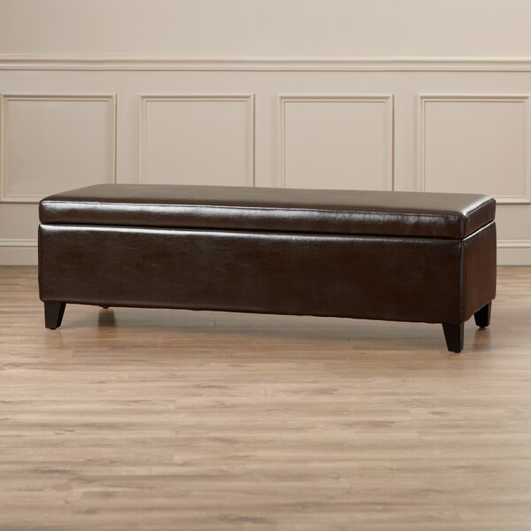 Geffray Storage Bench by Alcott Hill