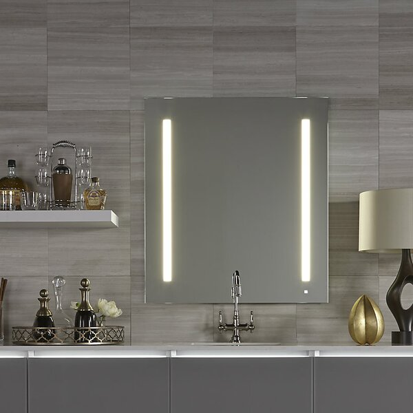 AiO Lighted Bathroom/Vanity Mirror by Robern