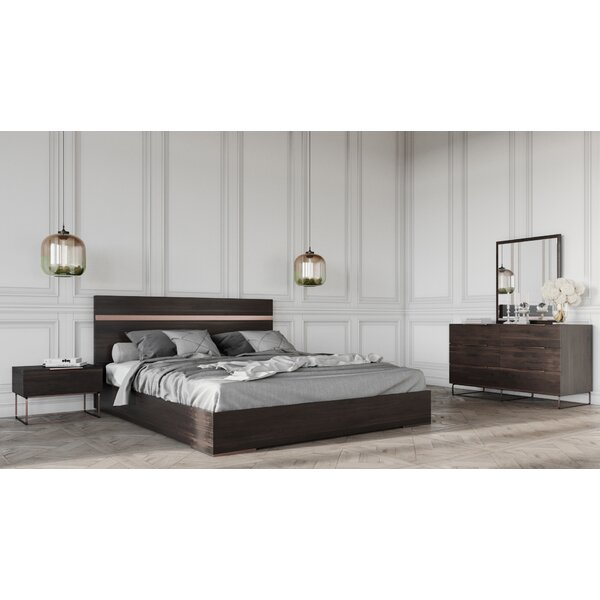Kinzey Platform 5 Piece Bedroom Set by Brayden Studio