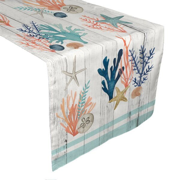Braden Table Runner by Rosecliff Heights