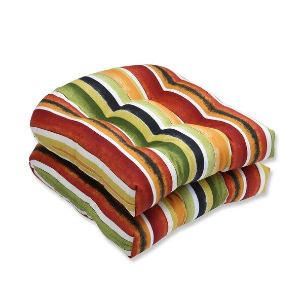 Rada Indoor/Outdoor Dining Chair Cushion (Set of 2)