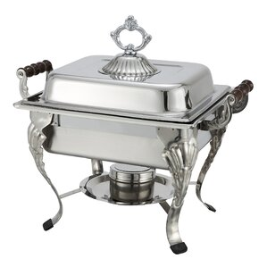 crown 4quart halfsize chafer