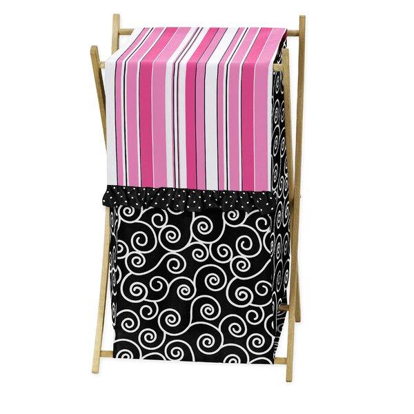 Madison Laundry Hamper by Sweet Jojo Designs