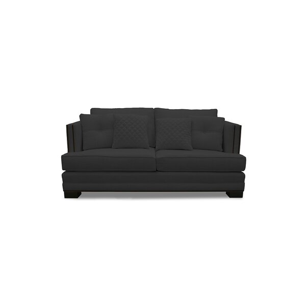 West Lux Loveseat By South Cone Home