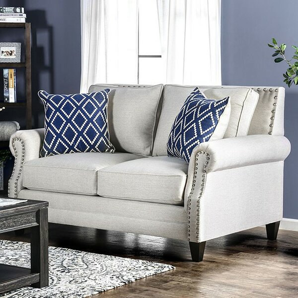 Holladay Loveseat by Darby Home Co
