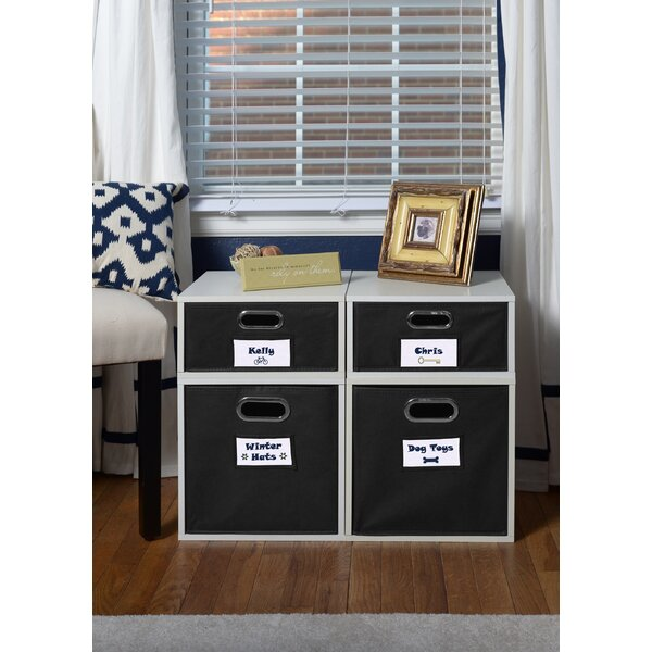 Chastain Storage Cube Unit Bookcase by Rebrilliant