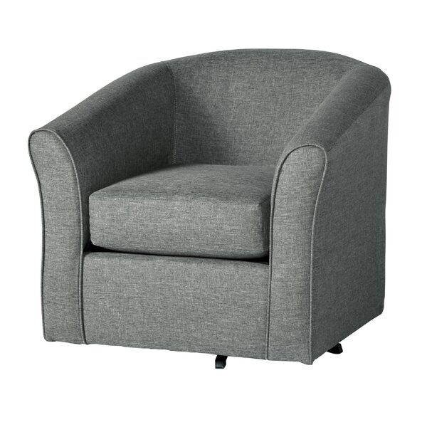 Padron Swivel Armchair by Winston Porter