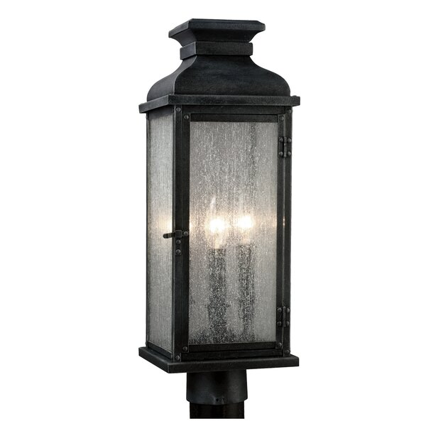 Hazelwood 2-Light Lantern Head by Darby Home Co
