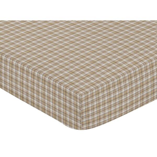 Teddy Bear Fitted Crib Sheet by Sweet Jojo Designs