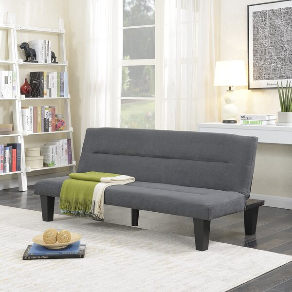 #1 Weiss Convertible Sofa By Ebern Designs