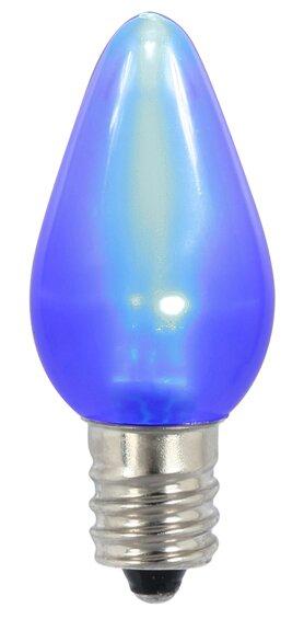 0.38W 130-Volt LED Light Bulb (Set of 25) by Vickerman