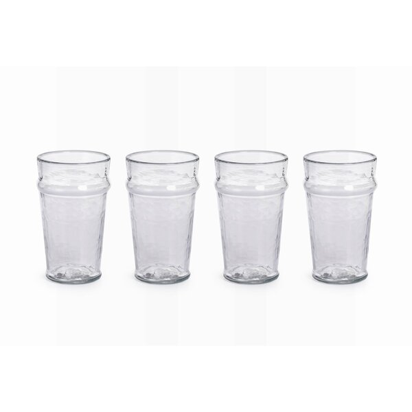 Allain Highball Glasses (Set of 4) by One Allium Way