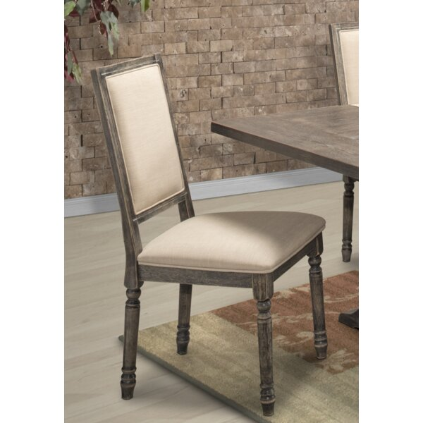 Oxford Solid Wood Dining Chair (Set of 2) by Ophelia & Co.