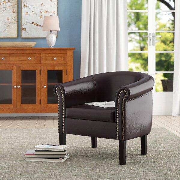 Newport Barrel Chair by Charlton Home