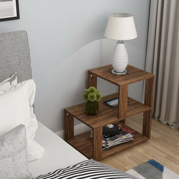 Shore Front End Table by Millwood Pines