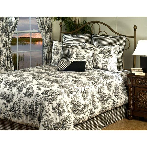 Karlyn Toile Comforter Set