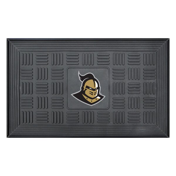 NCAA University of Central Florida Medallion Door Mat by FANMATS