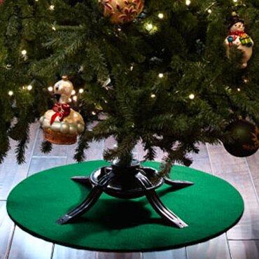 christmas tree stand mat - Christmas Tree Stand