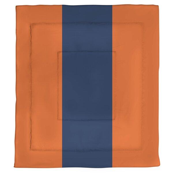 Detroit Baseball Single Reversible Comforter