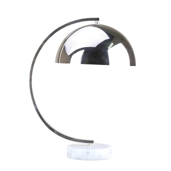 Evie 20 Arched Table Lamp by Orren Ellis