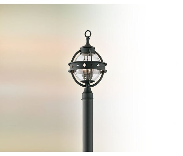 Lucilo Outdoor 3-Light Lantern Head by Gracie Oaks