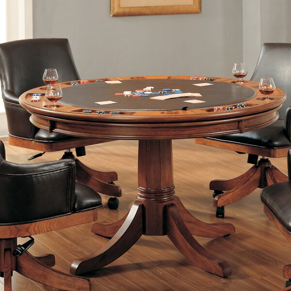 Coello Multi Game Table by Darby Home Co