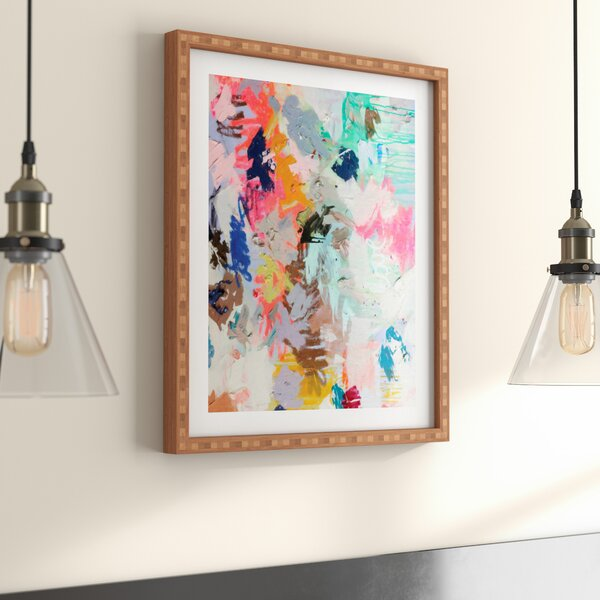 Really Framed Painting Print by East Urban Home