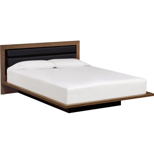 Moduluxe 29 inch Upholstered Platform Bed by Copeland Furniture