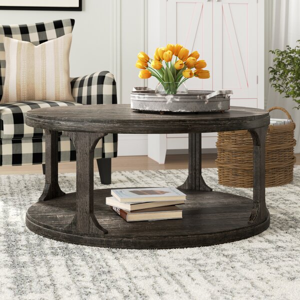Kaitlin Coffee Table by Laurel Foundry Modern Farmhouse