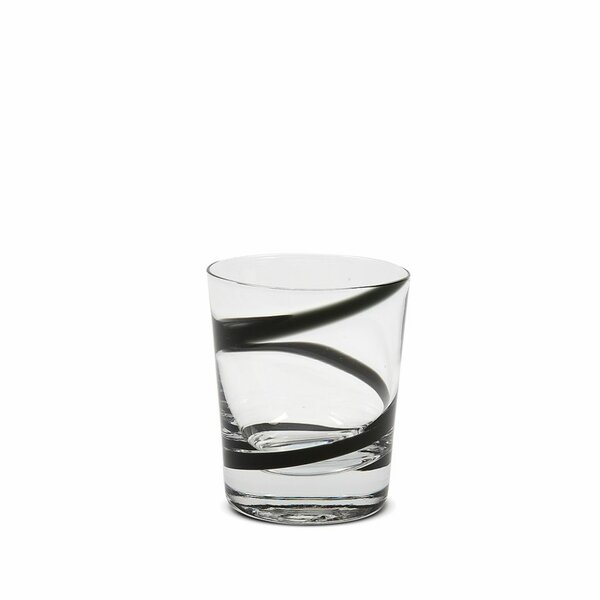 Bartels 10 oz. Pint Glass (Set of 4) by Wrought Studio