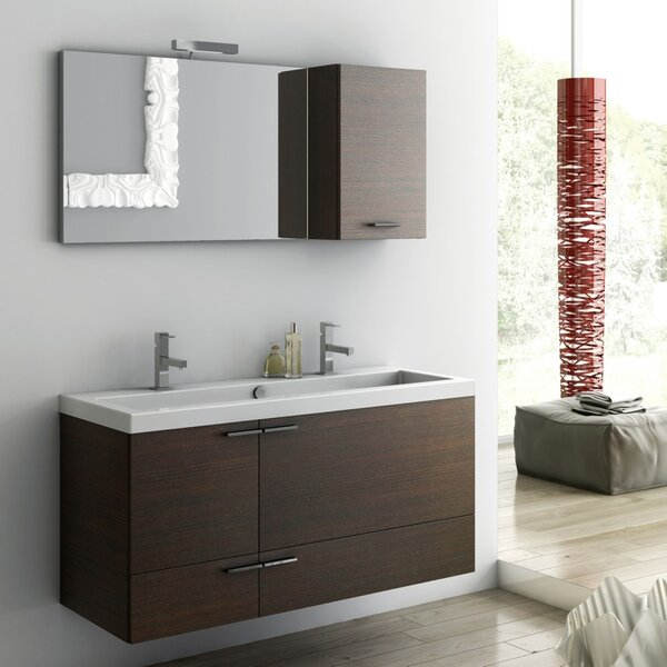 New Space 47 Bathroom Vanity Set by ACF Bathroom Vanities